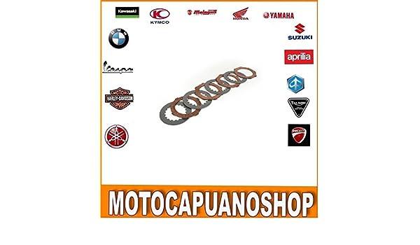 Serie Completa de discos embrague Adige Código ve-364 Vespa 125 - 150 Super: Amazon.es: Coche y moto