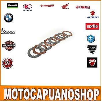 Serie Completa de discos embrague Adige Código ve-364 Vespa PX 125 - 150 - 200: Amazon.es: Coche y moto