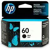 HP 60 Black Ink Cartridge (CC640WN) for HP Deskjet D2530 D2545 F2430 F4224 F4440 F4480 HP ENVY 100 110 111 114 120 HP Photosmart C4640 C4650 C4680 C4780 C4795 D110