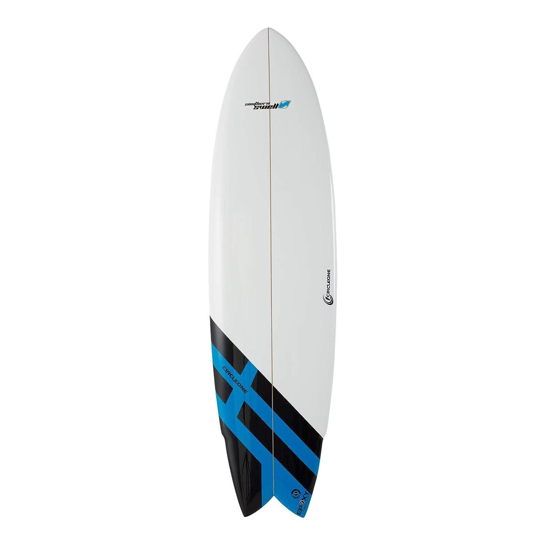 6 ft 25,4 cm Circle One Southern Swell Serie Wing Swallow Tail Shortboard Surfbrett B07MDXGGSZ Surfboards Der neueste Stil