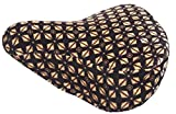 Cycling Plush Surface Seat Cover Fashion Seat Cover Brown