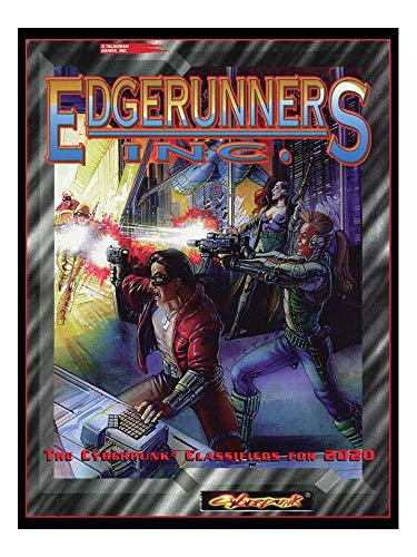 A full-service organization dedicated to providing enterprising Edgerunners with high-quality temporary employment. Join our organization and engage in covert (and not so covert) missions. You`ll deal with more than ten corporations and receive dossi...