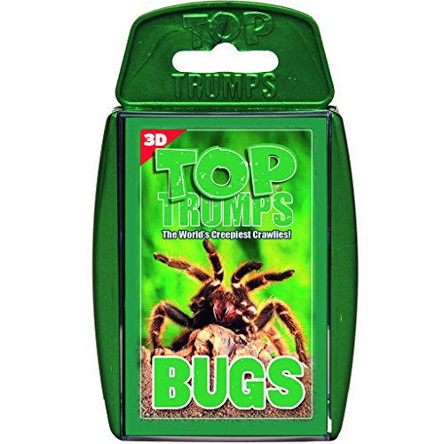 Top Trumps Bugs Card Game | Educational Card Games