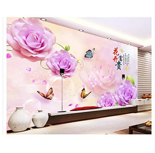 Meaosy Suitable ホームデコレーションペイント 3D壁紙 雰囲気 ファッション ディリアンハ 3D テレビ背景 壁 ssdgaaswd-87524706  280x200cm B07JJNBPP5