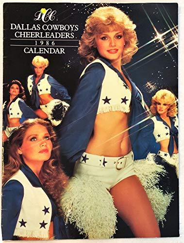 Dallas Cowboys Cheerleaders 1986 Calendar