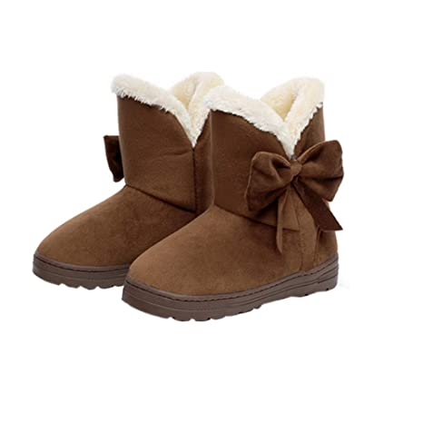 Image Unavailable. Image not available for. Color  USB Heated Plush  Slippers Foot Warmer - Women s Heated Bow Shoes ... d554e57c2d0e