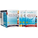 Oxylent Multivitamin Drink Variety Pack 30 Packets For Sale