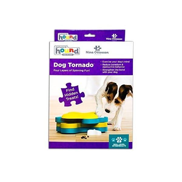 Outward Hound - Nina Ottoson Dog Tornado Games and Puzzles - Level 2 5
