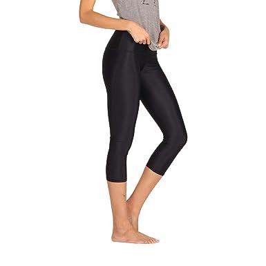 7d40ea51ce Yoga Democracy Eco-Friendly Basically Perfect Crop Legging at Amazon ...