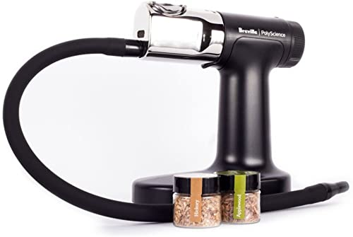 PolyScience The Smoking Gun Pro Set with Glass Cloche and Woodchip Set