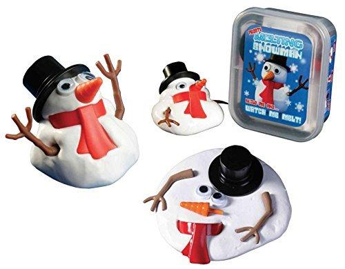 Frosty Melting Snowman -