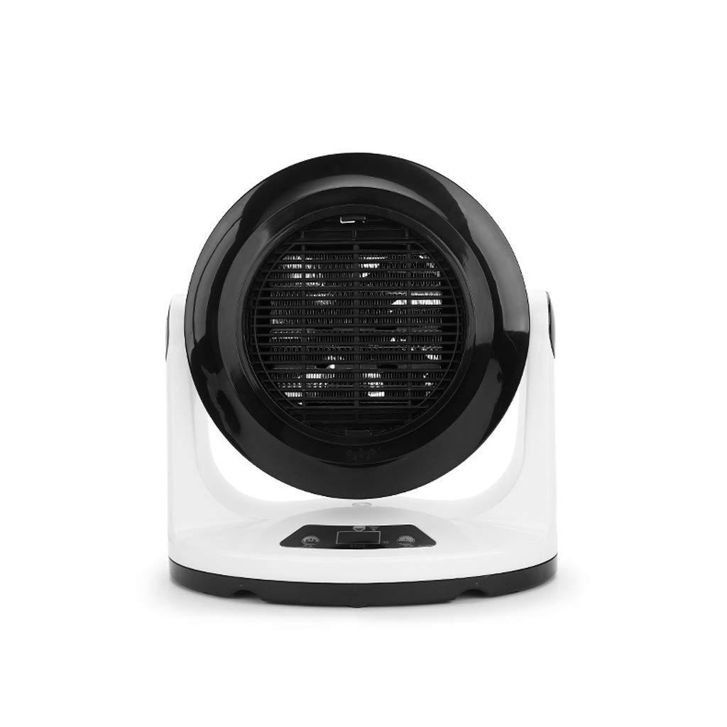 Acquisto ZLJJ Riscaldatore, Mini Ventilatore Riscaldatore, 1000w Silent Electric PTC Ceramic Heating Household Winter Warmer Uso Desktop da Ufficio Prezzi offerte