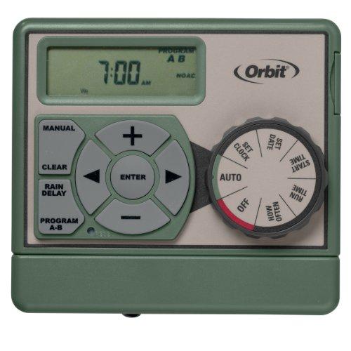 10 Pack - Orbit Easy Dial 4 Station Sprinkler Timer, Irri...