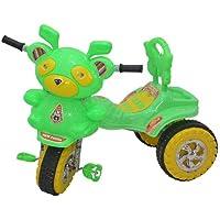 Shiva's Speedy Panda Tri Cycle Kids Cycle(Green)