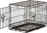 AmazonBasics-Folding-Metal-Dog-Crate