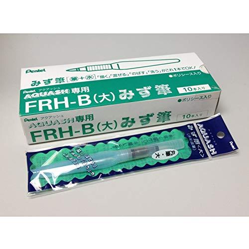 FRH-B アクアッシュウォーターブラシ(ファインポイントラージ)(10個) B07NGM78QH