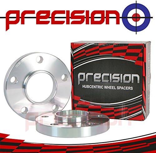E93 PN.SFP-2PHS5118 E92 E46 E91 E90 Precision 1 Pair of Hubcentric 20mm Alloy Wheel Spacers for 3 Series E30 E36