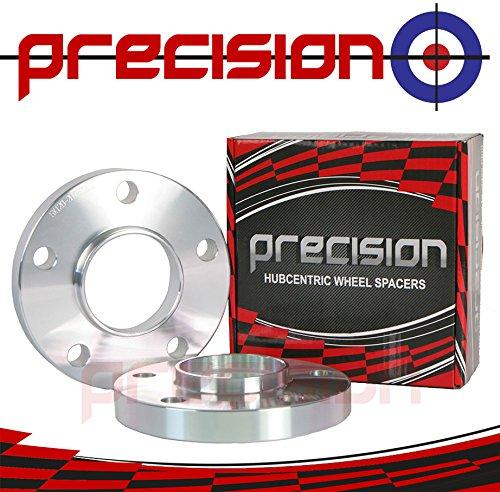 1 Pair of Hubcentric 20mm Alloy Wheel Spacers for ƁMW 3 Series E36, E46, E90, E91, E92, E93 Part No. 2PHS5118 Precision