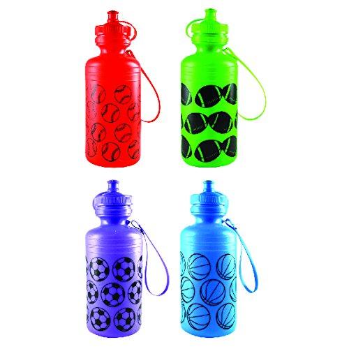 Sporty Water Bottles(Per Dozen)