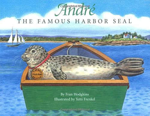 (Andre the Famous Harbor Seal)