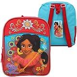 Disney Girls' Elena Mini Backpack, Blue/Purple
