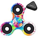 Tri-Spinner Fidget Toy with Ultra Fast Bearing (painting)
