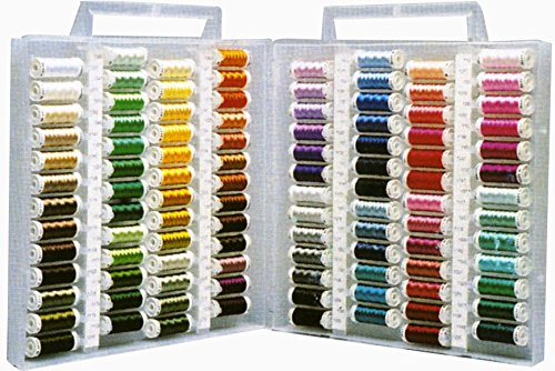 Sulky Embroidery Slimline Dream-2 Assorted Thread Set, Size 40 by Sulky