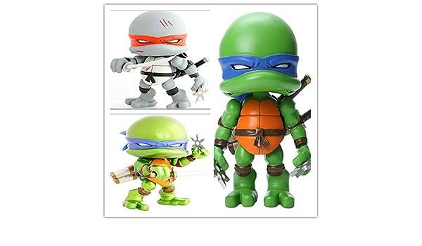Figura de Anime Modelo Tortugas Ninja Mecánica Raphael TMNT ...