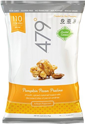 479 Degrees Artisan Popcorn Pumpkin