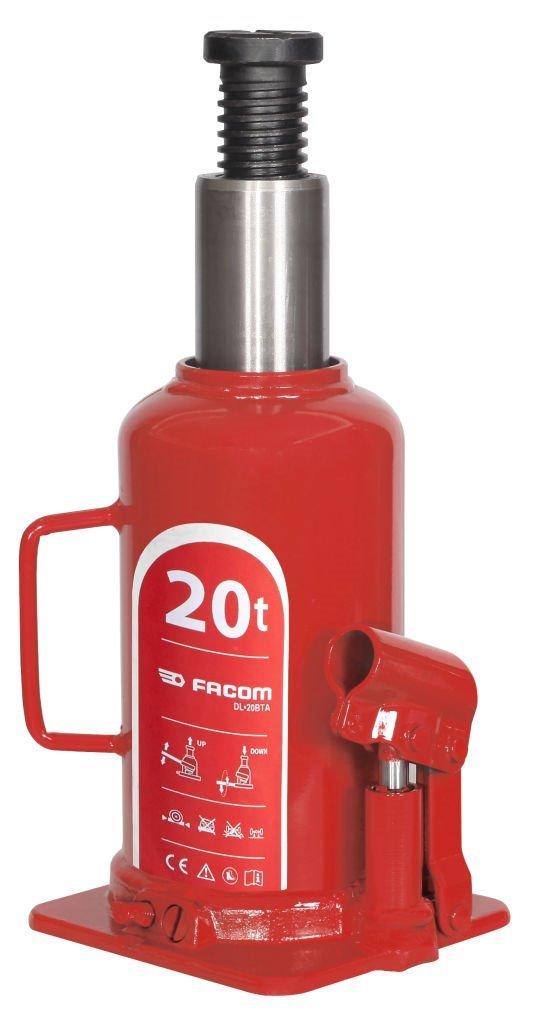 DL.BTA - Cric bouteille 20 tonnes sé rie standard Facom DL.20BTA