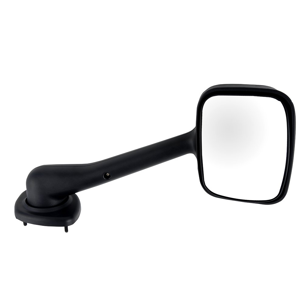 ECCPP Hood Mount Mirrors Passenger+Driver Side Heavy Duty Mirrors Replacement fit for 2008-2016 Freightliner Cascadia Manual Adjusted BHBU0503A1754