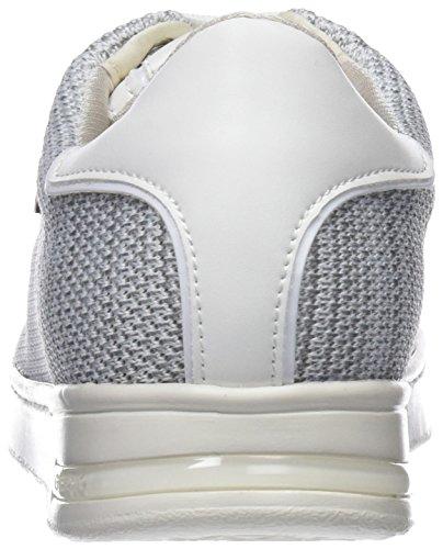 Geox Dame D Jaysen En Sneaker Weiß (hvid) 2kpyiWO15Z