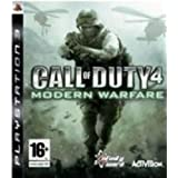Call of Duty 4: Modern Warfare  (PS3)by Activision