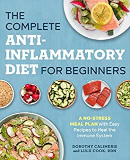 Complete Anti Inflammatory Diet Beginners No Stress ebook product image