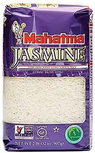 Amazon.com : Mahatma Jasmine Rice, 2 lb. : Jasmine Rice