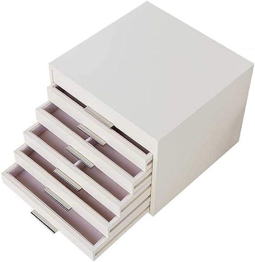 Wsmeg Madera Jewellery Box Caja Joyero de Joyería for Joyas ...