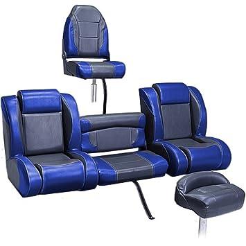 Awe Inspiring Deckmate Bolstered Bucket Bench Seats 68 Interior Andrewgaddart Wooden Chair Designs For Living Room Andrewgaddartcom