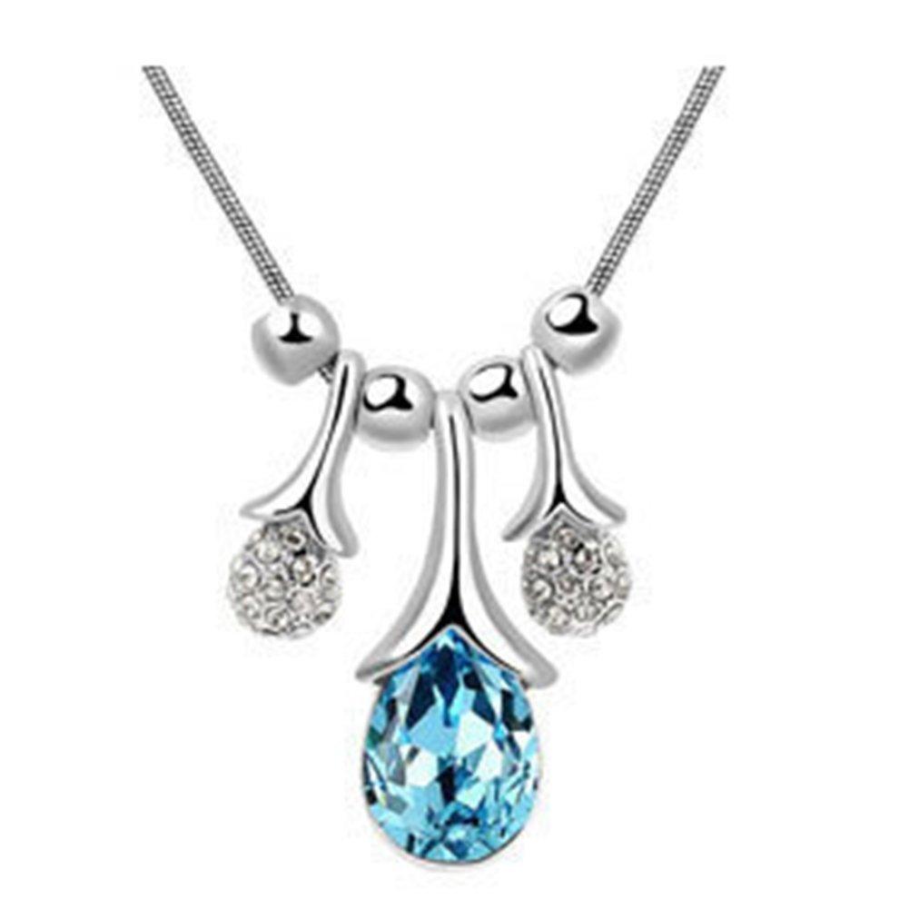 LuxuryLady Fashion High-Grade Austrial Crystal Female Gift Necklace