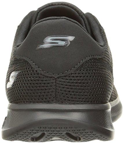 Skechers Performance Womens Aller Lite-persistance Chaussure De Marche Noir
