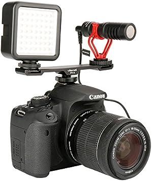 GOGUEAN BOYA BY-PVM1000L - Micrófono para cámara réflex Digital ...