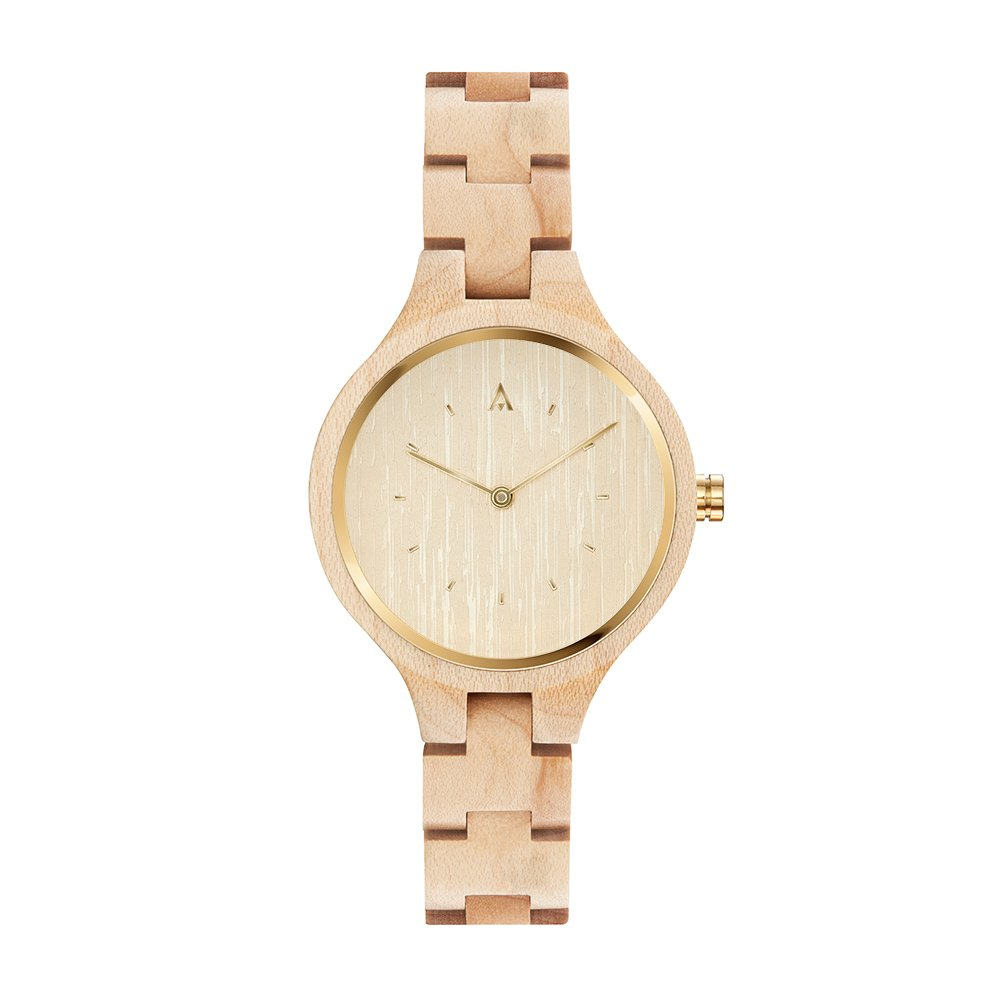 MAM Originals · Geese | Womens Watch | Minimalist Design | Watch Made from sustainably Sourced Wood | Superior Quality at an Affordable Price