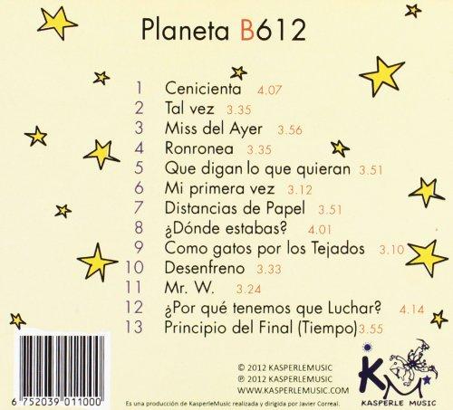 - Planeta B612 - Digipack - - Amazon.com Music