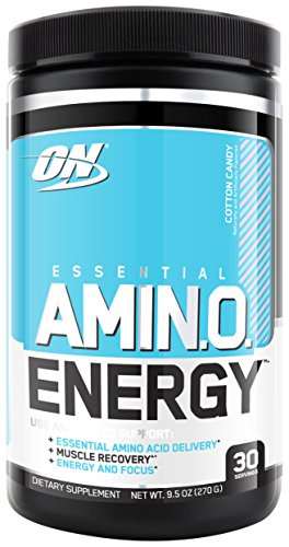 Optimum Nutrition Preworkout Essential Servings product image