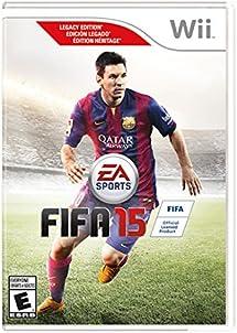 Amazon Com Fifa 15 Wii Nintendo Wii Electronic Arts Video Games