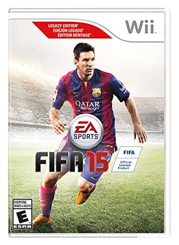 FIFA 15 Wii nintendo