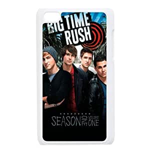 CTSLR ipod Touch 4 4th Generation Case - Music & Singer Series Slim Hard Plastic Back Case for ipod Touch 4 4th Generation -1 Pack - Big Time Rush BTR (17.40) - 04