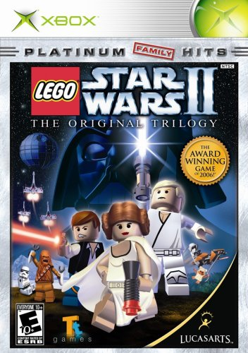 Lego Star Wars II Original Trilogy product image