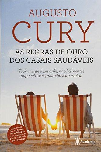 Kit Especial Augusto Cury - As Regras de Ouro dos Casais Saudáveis e Mulheres Inteligentes, relações saudáveis