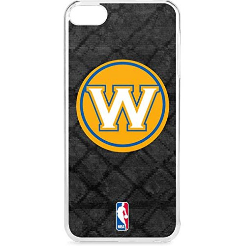 Skinit NBA Golden State Warriors iPod Touch 6th Gen LeNu Case - Golden State Warriors Dark Rust Design - Premium Vinyl Decal Phone Cover by Skinit