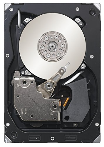 Seagate Cheetah 15K.7 300 GB 15000RPM SAS 6 Gb/s 16MB Cache 3.5 Inch Internal Bare Drive ST3300657SS (Renewed)